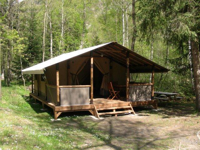 Camping le Parc des serigons-Camping Montagne