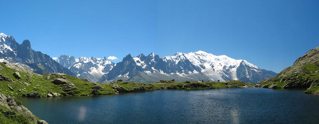 Lac de Cheserys, Chamonix-Camping montagne